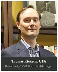 Thomas Ricketts, CFA