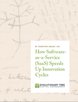 How SaaS Speeds Up Innovation Cycles COVER ONLY